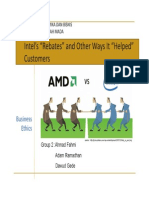 Intel Rebates -presentasi