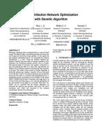 Gas Distribution Network Optimization by Kuntjoro Final