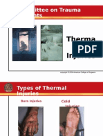 Trauma Thermal