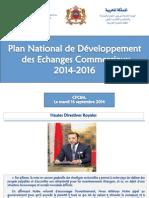plan de development du commerce exterieur