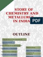 Chemistry in India