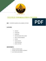 Textile Information Center-TIC-UMT.