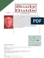 Vargas Museum Study Guide