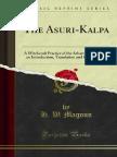 The AYsuriy Kalpa