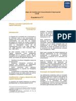 Modelo Intellectus de gestión del capital intelectual