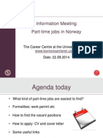 Part Time Info August 2014