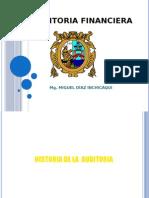 La Auditoria Financiera _ Historia y Generalidades