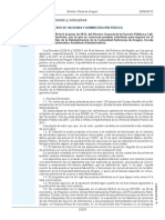 Convocatoria Auxiliares Administrativos 2015 Dga