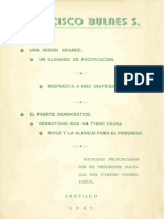 Discursos Francisco Bulnes