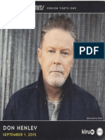 Don Henley - Austin City Limits