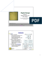 Rtl Design Fsm With Datapath