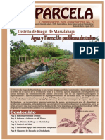 Boletín La Parcela_Montes de María_No 6_Agosto
