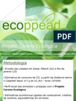 Ecoppead Carona Ecologia