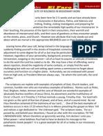 19 July Newsletter