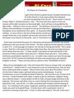 23 August Newsletter