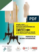 Analisis de Los Riesgos Ergonomicos en El Sector de La Confeccion y Su Impacto en La Salud