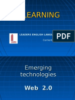 E-learning tools (English as a second language)