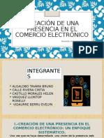 Creación de una presencia en el comercio electrónico.pptx