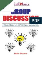 Group Discussion - Nitin Sharma