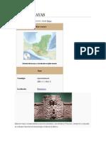 Imperio Mayas