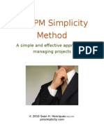 Project Management Simplicity