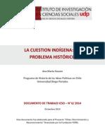 Ana María Stuven - La Cuestión Indígena
