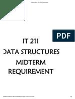 Data structures _ C++ Program examples