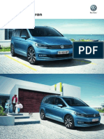 Catalogue Volkswagen Touran 2015
