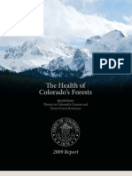 Forest Health 2009 CSFS