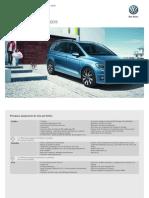 Tarifs Nouveau Volkswagen Touran 2015