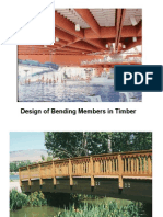 Design of Timber Beams