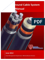 TNB - UG Cable System Design Manual (GI Crossing)