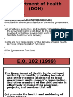 Department of Health (DOH)