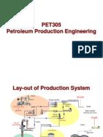 PET305 Oil Production
