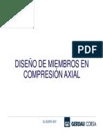 07 Diseño de Miembros en Compresión