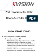 Port Forwarding for CCTV v2.0_131226
