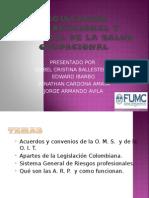 Presentacion de Legislacion de Salud Ocupacional[1]