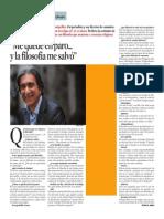 Entrevista Filosofia El.paro