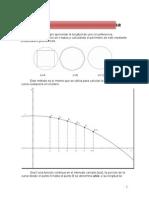 Trabajo Geometría - Geometría diferencial
