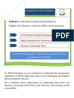 Company Services Profile