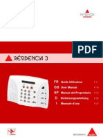 User Guide Residencia 3