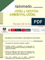 Nueva Escuela, el humanismo y el ambiente - Gustavo Luján