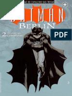 Batman - Lendas Do Cavaleiro Das Trevas 03 de 14 HQ BR 12SET05