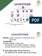 Analisis Clinicos 1. Leucopoyesis 2015 i