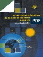 Evolución Histórica de Las Ciencias Ambientales.