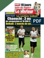 LE BUTEUR PDF du 06/03/2010