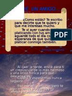Cartadeunamigo.pps