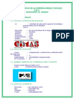 Proyecto Empresarial MODAS Y ESTILOS