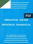 Obrazovni Sistem Grigorija Grabavoja