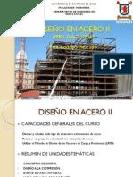 Diseño en Acero II - Capítulo 1 y 2